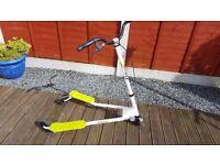 Flicker 3 larger scooter..yardley b26