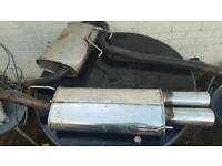 Mk3 Golf GTi Cat Back stainless exhaust