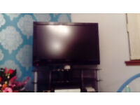 philps hd ready tv 48 inch black