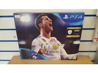 SONY PS4 1TB FIFA 18 BUNDLE BRAND NEW SEALED WITH WARRANTY & RECEIPT
