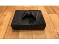 Xbox 1 with hdmi and 1 controller