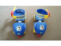 Jake and the Neverland Pirates Adjustable Quad Skates