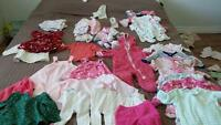 girls lot Mint condition fall/winter baby 30$ OBO