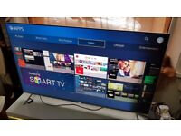 SAMSUNG 55-inch SUPER Smart SUHD QUANTUM DOT DISPLAY 4K LED TV-55KS7000,built in Wifi,Freeview