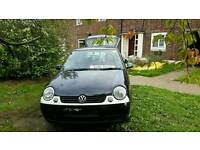 Vw lupo maybe break for parts