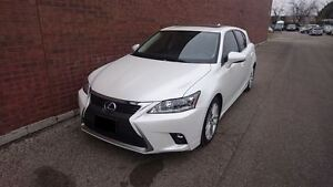 2015 Lexus CT 200h Hybrid Tech Pack
