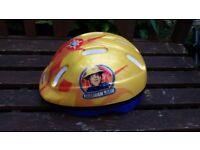 Child bike helmet.