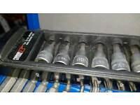 Hex socket sets