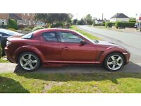 Mazda RX8 Nemesis - £2500ono Lovely Car, Just over 60800miles, Service History.