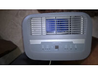 ELECTROLUX - Compact Dry EXD20DN3W Dehumidifier as NEW