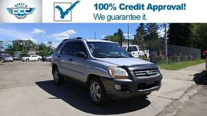 2008 Kia Sportage AWD!! Low Monthly Payments!!