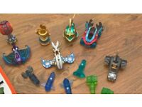 Skylanders Figures - from original, giants, trap team, superchargers &swap force