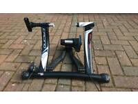 Cycling turbo trainer
