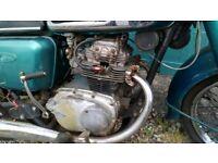1976 Honda CD175