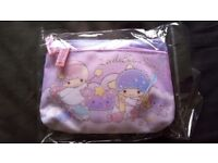 Little Twin Stars Pouch Coins Bag