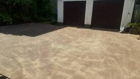 AQUA BLAST POWERWASHING SERVICES DRIVEWAYS DECKING JET WASH