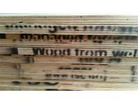 Ply wood 8 x4
