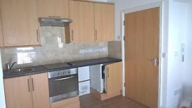 Compact one bedroom flat in Barry in property for over 30's .12 minute walk to Cadoxton station