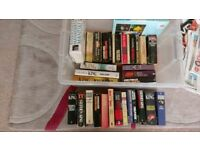 35 books, perfect for car boot