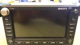 Honda crv stereo