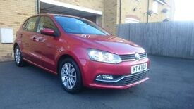 Volkswagen Polo 1.2 TSI BlueMotion Tech SE 5dr (start/stop)