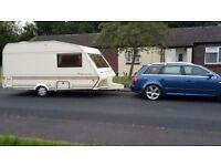 Caravan 1989 SLE 420