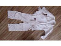 Sakura Topstar judo suit