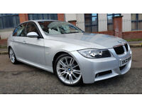 THE ULTIMATE M-SPORT,DIESEL,2007 BMW 320 D,bmw,m3,330,530,520,x5,m4,z4,ford,rs,st,cosworth,vxr,golf,