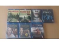 BLU RAY AND DVDS FOR SALE