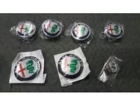 Alfa Romeo 159 Badges