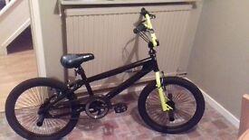 """20"""" boys bmx bike"""
