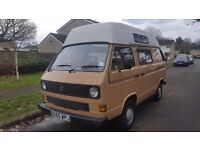 VW Camper - 2 litre Petrol - 12 months mot swap for a classic car