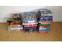 26 Assorted Jigsaws and a separate Box of 10 Jigsaws