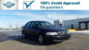 2002 Volvo S40 Amazing Value!!