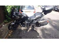 Kawasaki Versys 650cc 2014, fantastic condition, full service history, extras