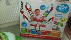 Brand new jumperoo