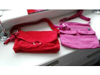 3 Kipling Handbags REDUCED PRICE £40 for all three or can sell seperately