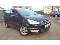 FORD GALAXY 2013 AUTO DONE ONLY 63000 WARRANTED MILES HPI CLEAR