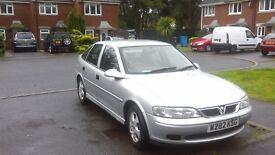 Vauxhall Vectra FSH LOW MILES