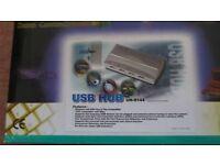Brand New 4 Port USB Hub