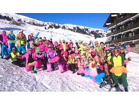 Join a brilliant group ski/board trip in 2018