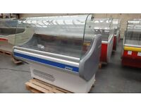 Serve Over Counter Display Fridge Meat Chiller 133cm (4.3 feet) ID:T2234