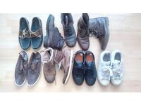 Men's Shoes for Sale - size 8- (prices from)