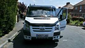 Ford transit not Nissan l200 Iveco Mercedes