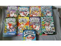 Captain Underpants book bundle
