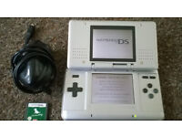 Nintendo DS with Nintendogs For Sale (Cheap)