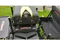Tubertini seat box with Preston Inovation platform