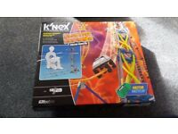 K'nex Electric Inferno Roller Coaster