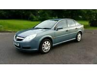 2007 Vauxhall Vectra 1.8. Low 48,000 miles. May 2017 MOT.. mazda 6 passat mondeo Primera almera