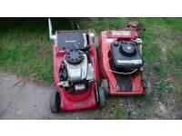 Job lot lawn mowers